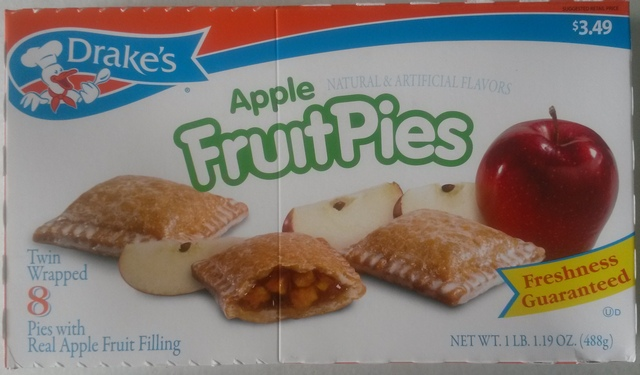 Drakes Apple Pies