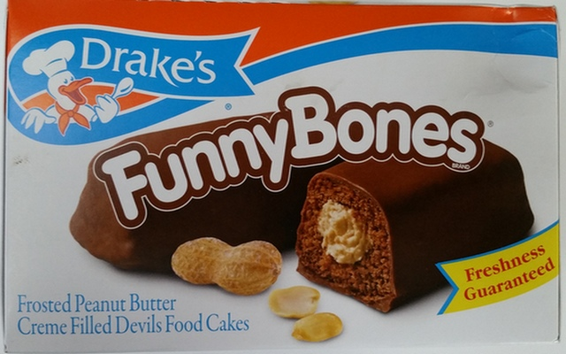Case of Funny Bones